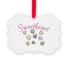 Sweetheart Ornament