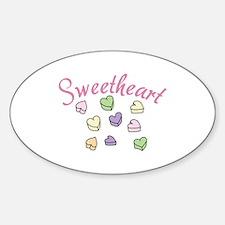 Sweetheart Decal