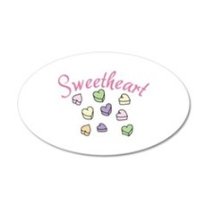 Sweetheart Wall Decal