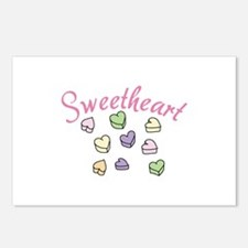 Sweetheart Postcards (Package of 8)