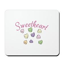 Sweetheart Mousepad