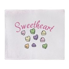 Sweetheart Throw Blanket