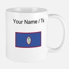 Custom Guam Flag Mugs