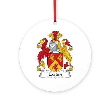 Easton Ornament (Round)