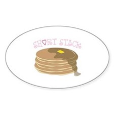 SHORT STACK Decal