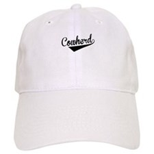 Cowherd, Retro, Baseball Baseball Cap