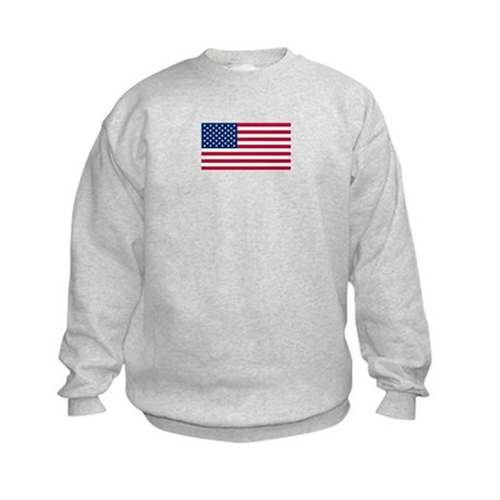 American Flag Kids Sweatshirt