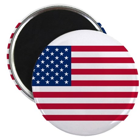 "American Flag 2.25"" Magnet (10 pack)"