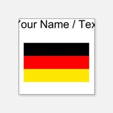 Custom Germany Flag Sticker