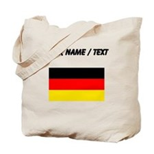 Custom Germany Flag Tote Bag
