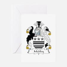 Medley Greeting Cards (Pk of 10)