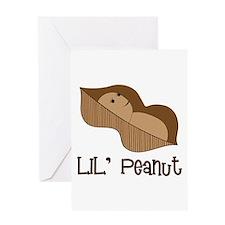 LIL Peanut Greeting Cards
