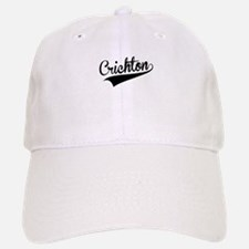 Crichton, Retro, Baseball Baseball Baseball Cap