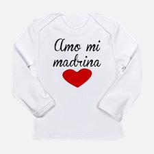 Amo Mi Madrina Long Sleeve T-Shirt