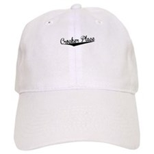 Crocker Place, Retro, Baseball Baseball Cap