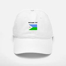 Custom Djibouti Flag Baseball Baseball Baseball Cap
