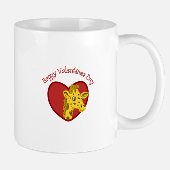 Happy Valentines Day Mugs