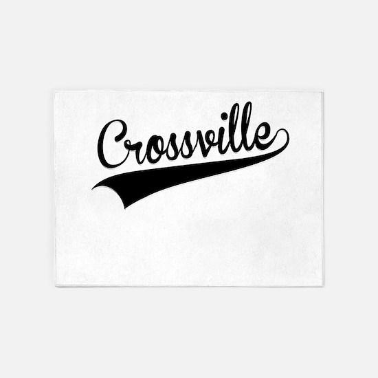 Crossville, Retro, 5'x7'Area Rug