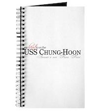 My heart is on USS Chung-Hoon Journal