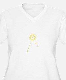Dandelion Plus Size T-Shirt