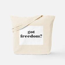 Got Freedom? Tote Bag