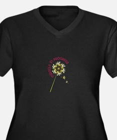 miracle in progress Plus Size T-Shirt