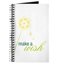 make a wish Journal