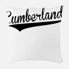 Cumberland, Retro, Woven Throw Pillow