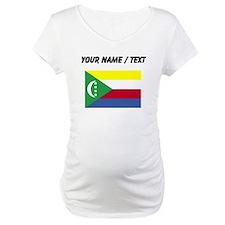 Custom Comoros Flag Shirt