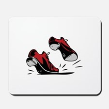 Tap Dancing Shoes Mousepad