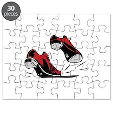 Tap Dancing Shoes Puzzle