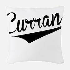 Curran, Retro, Woven Throw Pillow