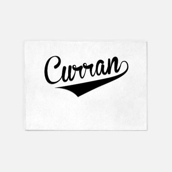 Curran, Retro, 5'x7'Area Rug