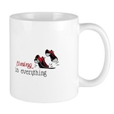 timing is everything Mugs
