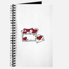 Valentine Love Letters Journal