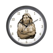 Sweet Sioux Wall Clock