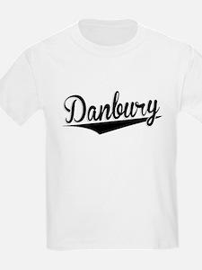 Danbury, Retro, T-Shirt