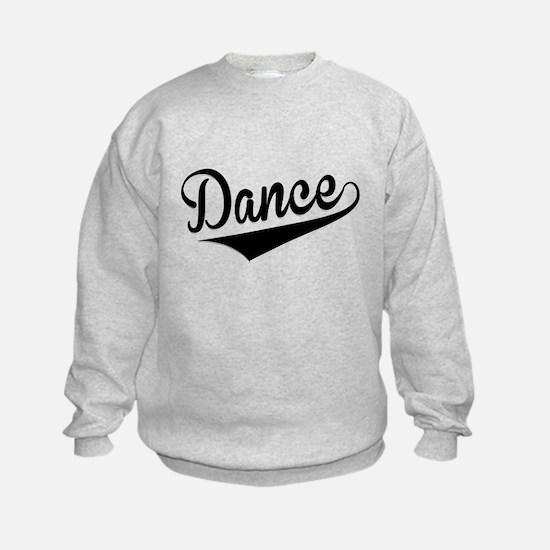Dance, Retro, Sweatshirt