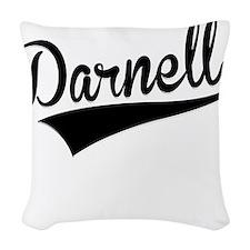 Darnell, Retro, Woven Throw Pillow