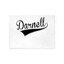 Darnell, Retro, 5'x7'Area Rug