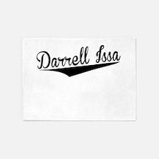 Darrell Issa, Retro, 5'x7'Area Rug