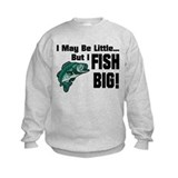 Kids fishing Sweatshirt