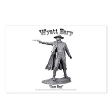 Wyatt Earp Postcards (Package of 8)