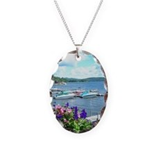 Lake George View Necklace
