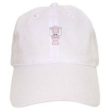 Potty Baseball Baseball Cap