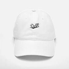Delft, Retro, Baseball Baseball Baseball Cap
