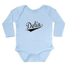 Delia, Retro, Body Suit