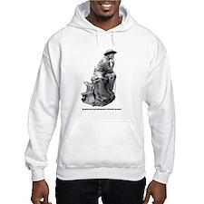 Cowboy Thinker Hoodie