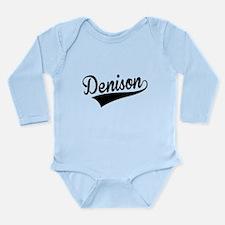 Denison, Retro, Body Suit