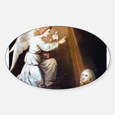 Jean Schlau - Annunciation - 1774 - Oil on Canvas